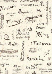 signatures-marron-de-peintres-celebres-70x100